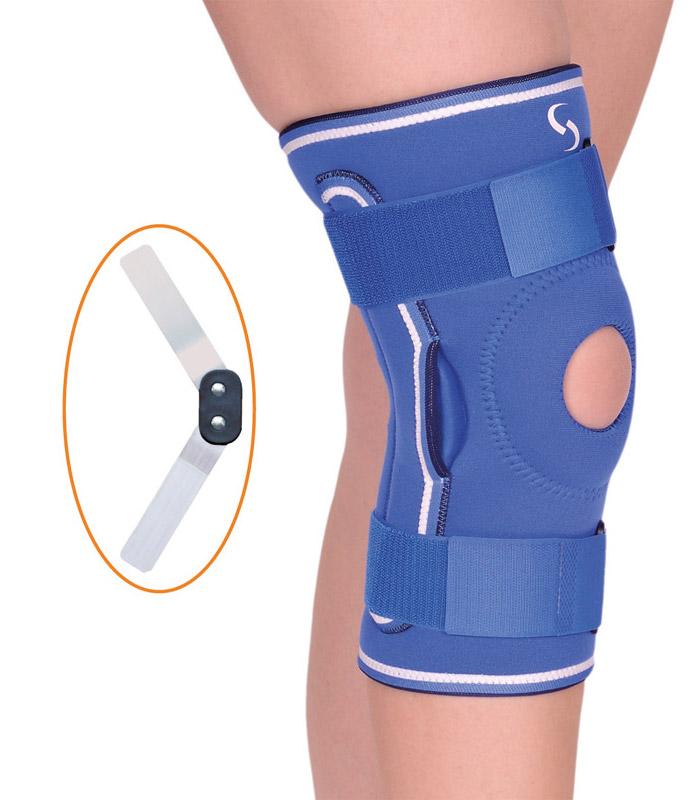 imobilizarea articulației genunchiului)